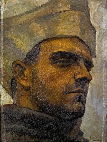 Anselmo Bucci, Autoritratto