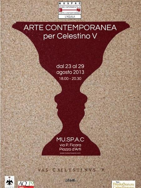 Arte Contemporanea per Celestino V, MUSPAC - Museo sperimentale arte contemporanea, L'Aquila