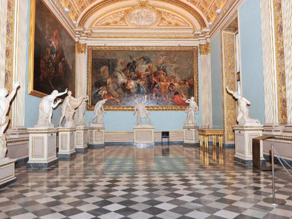 Galleria degli Uffizi, interno
