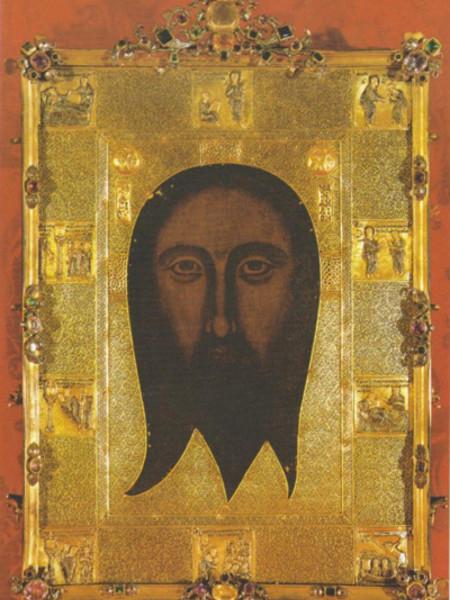Reliquia del sacro volto