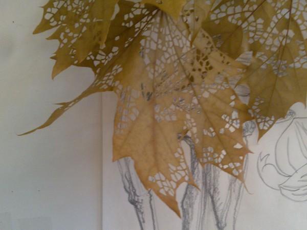 Elisabetta Di Maggio, <em>Untitled</em>, 2012, Tecnica mista<br />