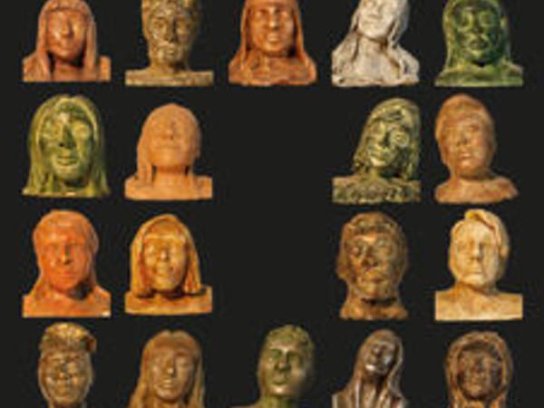 Di volto in volto, Loggiato Vecchio, Verona