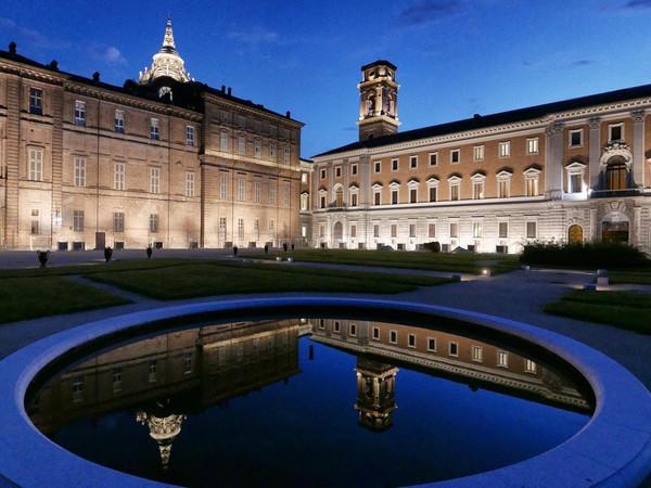 Giardino Ducale, Musei Reali, Torino