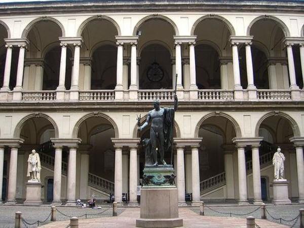 La fotografia delle origini fra accademia e museo mostra for Accademia di milano
