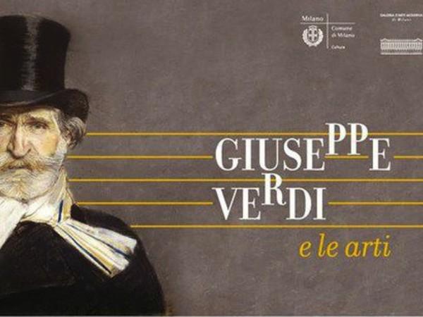 Giuseppe Verdi e le arti, Galleria d'Arte Moderna, Milano