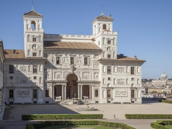 Villa Medici - Accademia di Francia a Roma. Bartolomeo Ammannati, 1576