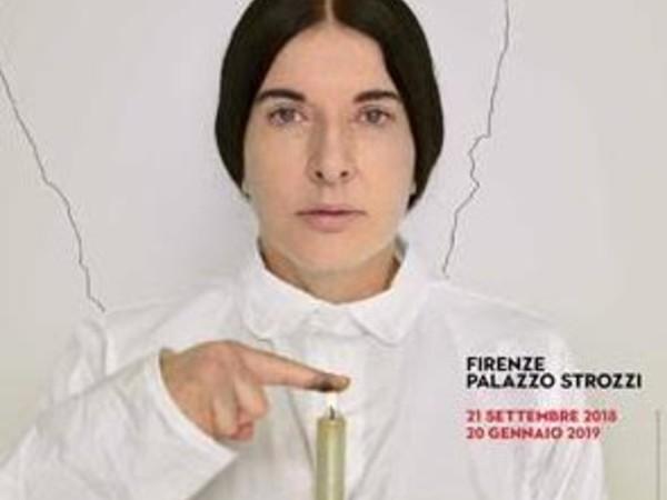 Marina Abramović. The Cleaner, Palazzo Strozzi, Firenze