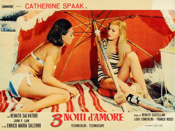 Tre notti d'amore 1964. Regia di Renato Castellani