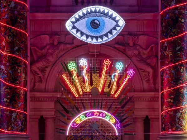 Le installazioni luminose d'artista da Venezia a Eindhoven