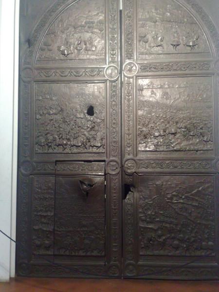 Porta di bronzo