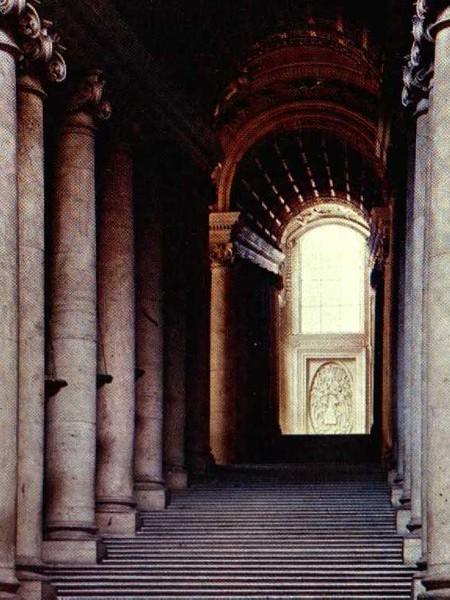 Scala Regia in Vaticano
