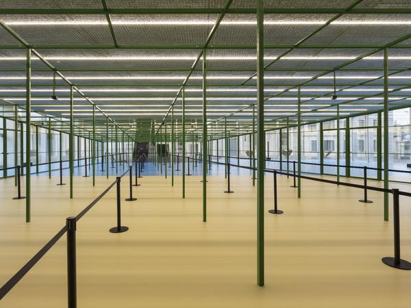 hether Line. Lizzie Fitch | Ryan Trecartin, Fondazione Prada, Milano, 2019