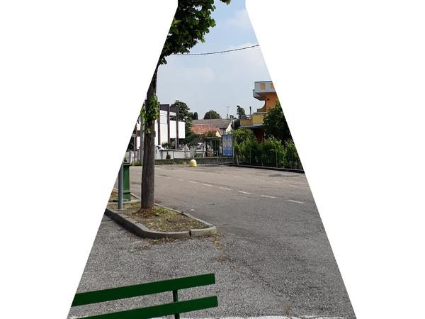 Claudio Beorchia,Edicola in via Alfieri, Castel Goffredo