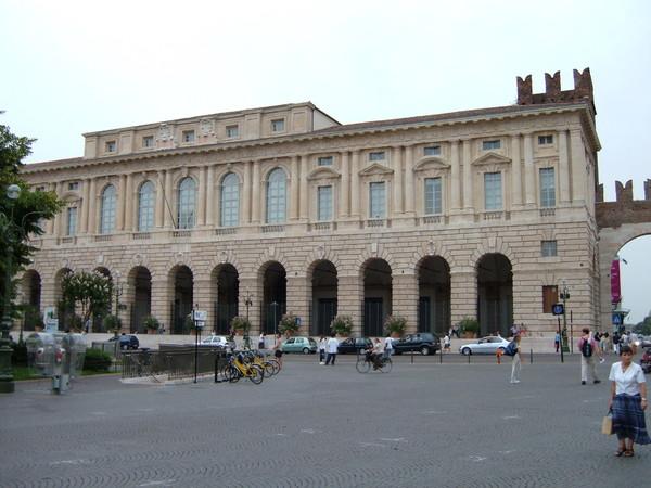 Il Metaformismo, Palazzo della Gran Guardia, Verona