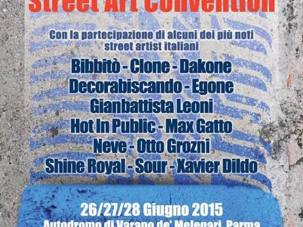 Autodromo Varano Calendario 2020.Safe Driving Street Art Convention Mostra Varano De
