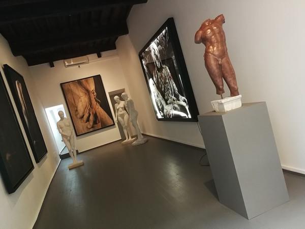 Aurelio Amendola. Michelangelo, Affreschi Digitali e Dintorni