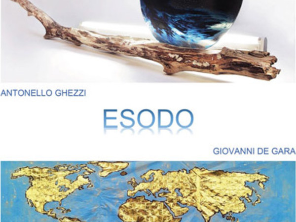 Antonello Ghezzi - Giovanni de Gara. Esodo