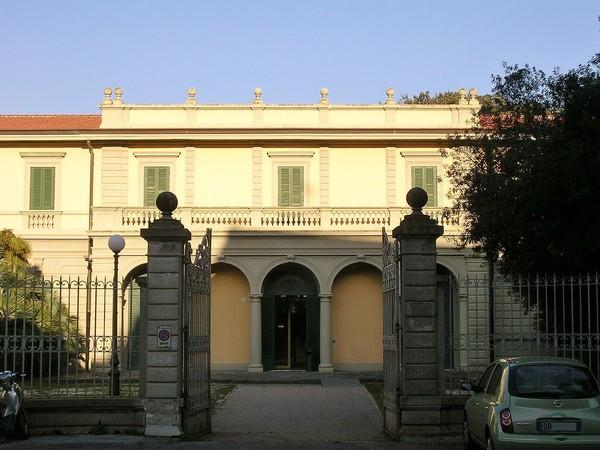 Granai di Villa Mimbelli, Livorno