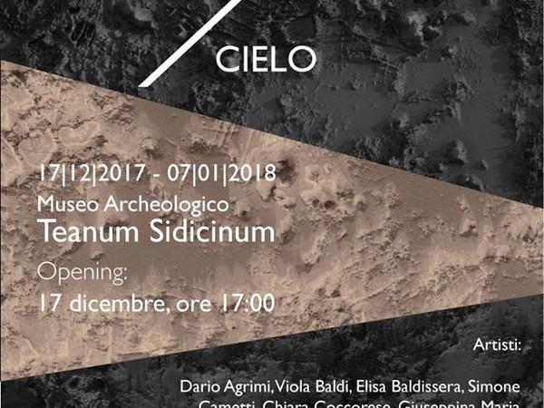 Sidicini Contemporary Art Prize - Terra/Uomo/Cielo