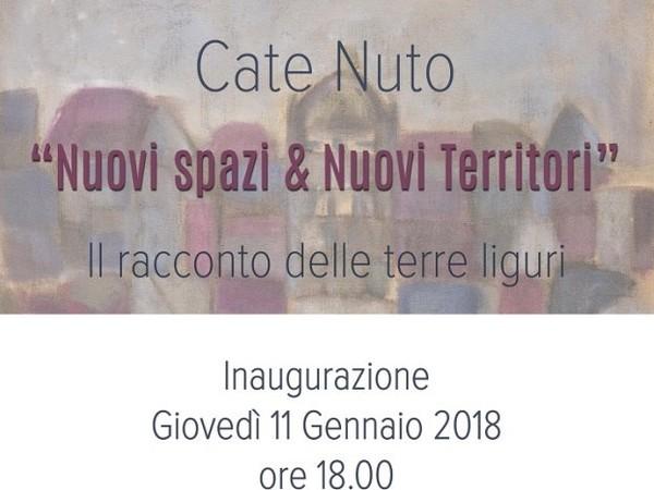 Cate Nuto, Spazi Nuovi & Nuovi Territori, Museoteatro della Commenda di Prè, Genova