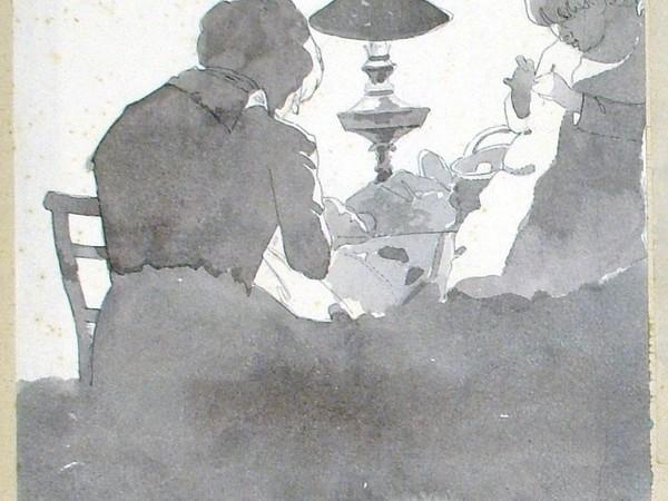 Enrico Barberi, Bice e Rosina che cuciono