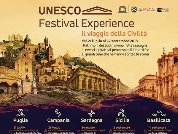 Unesco Festival Experience 2018
