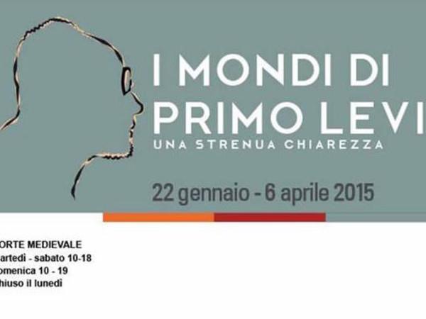 I mondi di Primo Levi. Una strenua chiarezza, Palazzo Madama, Torino