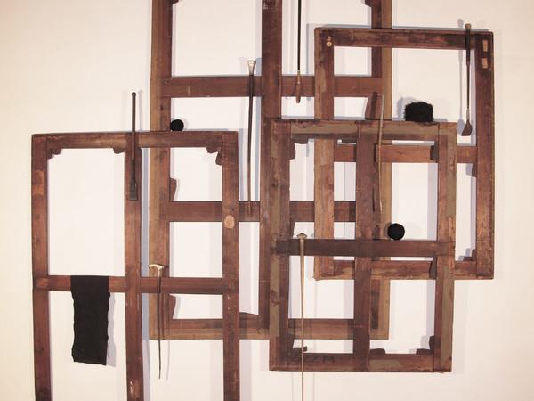 Maurizio Pellegrin, Geometries of the air, 2014