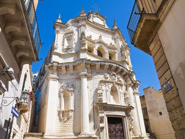 Molto Chiesa di San Matteo di Lecce - Chiesa - Arte.it HR92