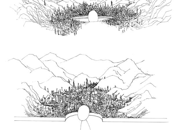 Takahiro Iwasaki, drawing