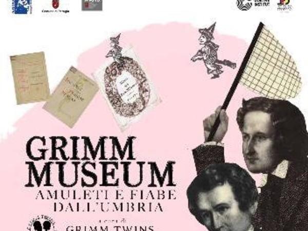 Grimm Museum. Amuleti e fiabe dall'Umbria, Museo archeologico nazionale dell'Umbria, Perugia