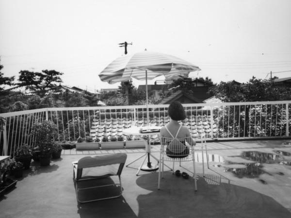 Nobuyoshi Araki, <em>Balcony of Love</em>   © Nobuyoshi Araki<br />