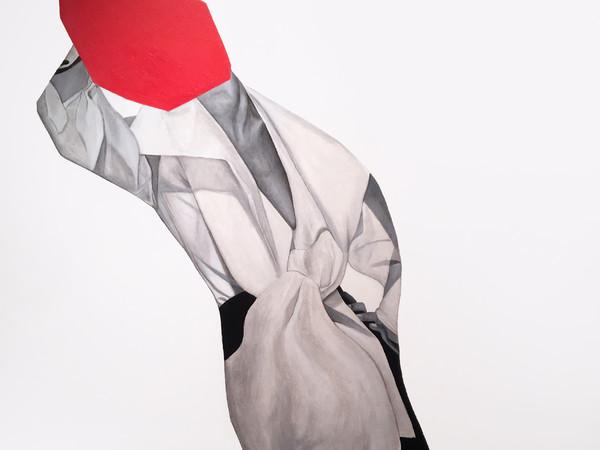 Umanità invisibile di Zhang Qiao, Premio Morlotti, Leo Galleries, Monza
