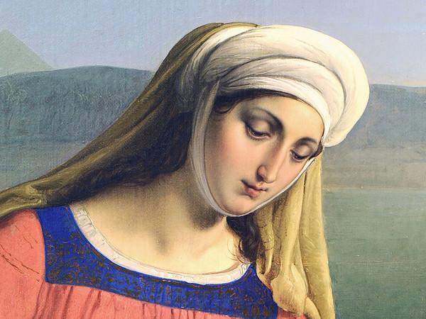 Francesco Hayez, Madonna con bambino (part.)