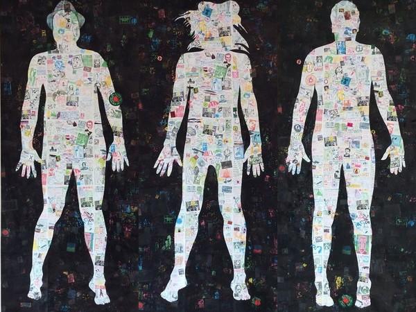 Ryosuke Cohen, Fractal Portrait Project, 2018