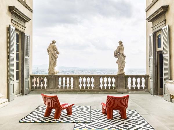 Paola Navone&RosaMaria Rinaldi, Palazzo Terzi