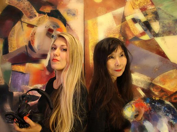Angelina Yershova e Saltanat Tashimova