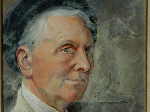 Autoritratto di Pietro Canonica