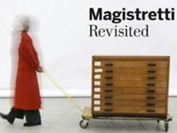 Magistretti Revisited, Fondazione Vico Magistretti, Milano