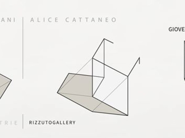 Antonio Catelani | Alice Cattaneo. Assonometrie