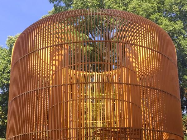 Ai Weiwei, <em>Gilded Cage</em>