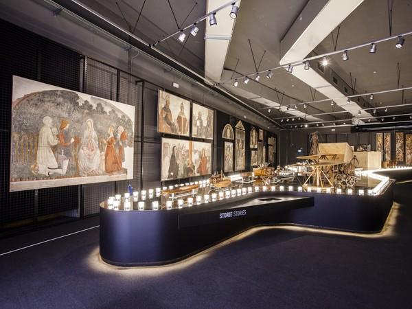 Leonardo da Vinci Parade,Museo Nazionale Scienza e Tecnologia, Milano