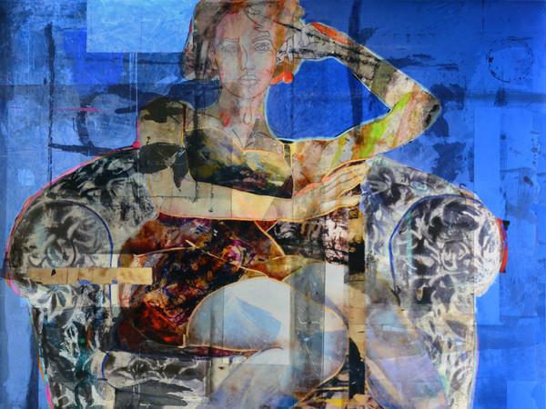 Giovanni Maranghi, <em>Morbido Enigma</em>, <em>Kristal morbido</em>, 133 x 150 cm | Courtesy of Giovanni Maranghi<br />