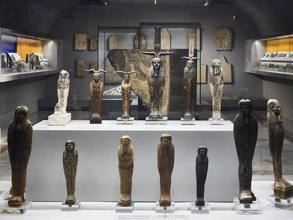 Collezione Egizia, MANN - Museo Archeologico Nazionale di Napoli