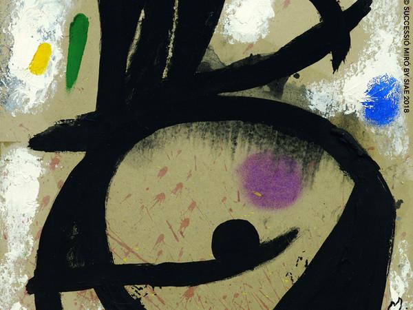 Joan Miró, Personnage ètoile,1978