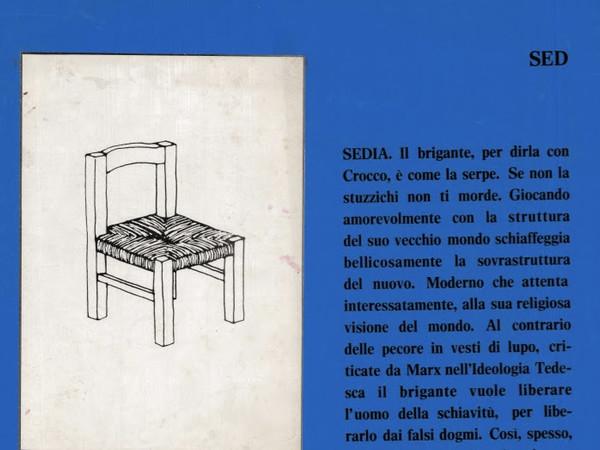 Sed, casa editrice TRIEB, 1970 - 1978, stampa offset
