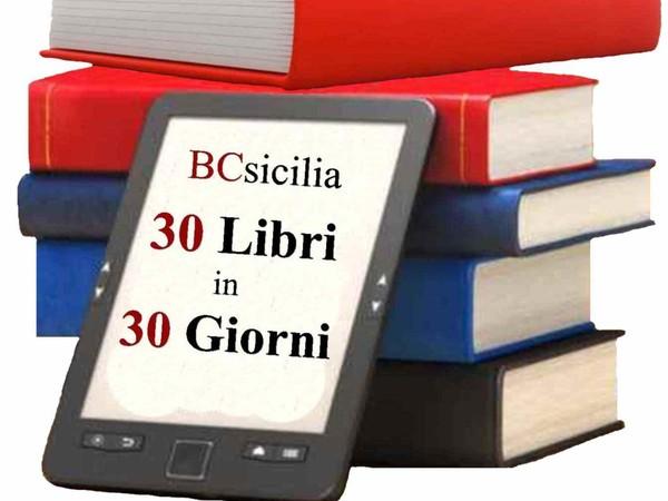30 libri in 30 giorni, BCsicilia