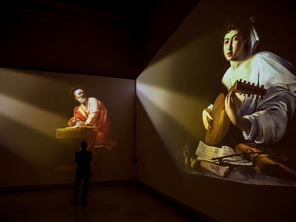 Caravaggio Experience, Palazzo delle Esposizioni, Roma
