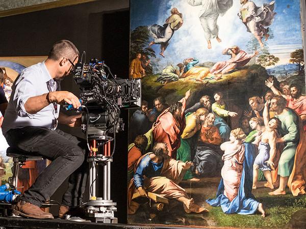 """""""Raffaello – Il Principe delle Arti in 3D"""" nelle sale dal 3 al 5 Aprile"""