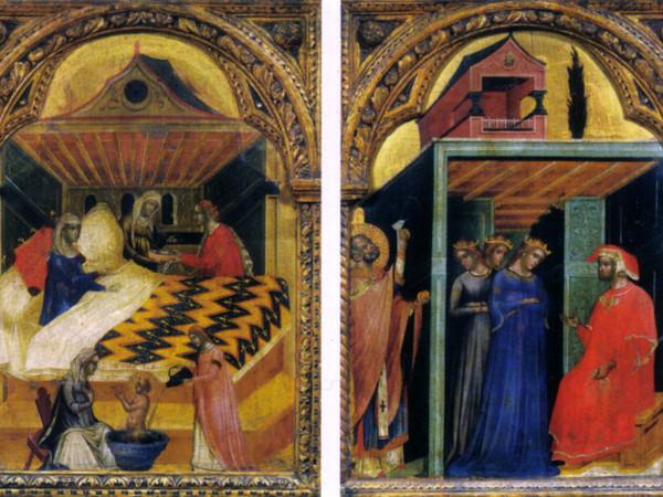 Nascita di San Nicola di Bari